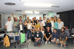 Το Orange Grove & το Service Design Network Greece οργάνωσαν το 1ο Global Goals Jam – Athens